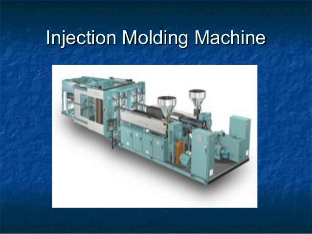 Injection Moulding Pdf