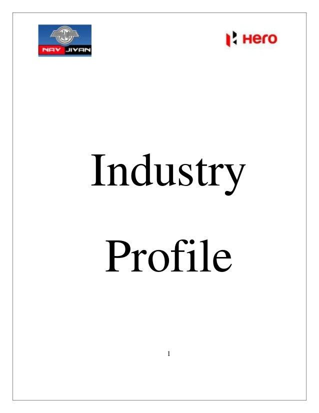 Industry Profile 1