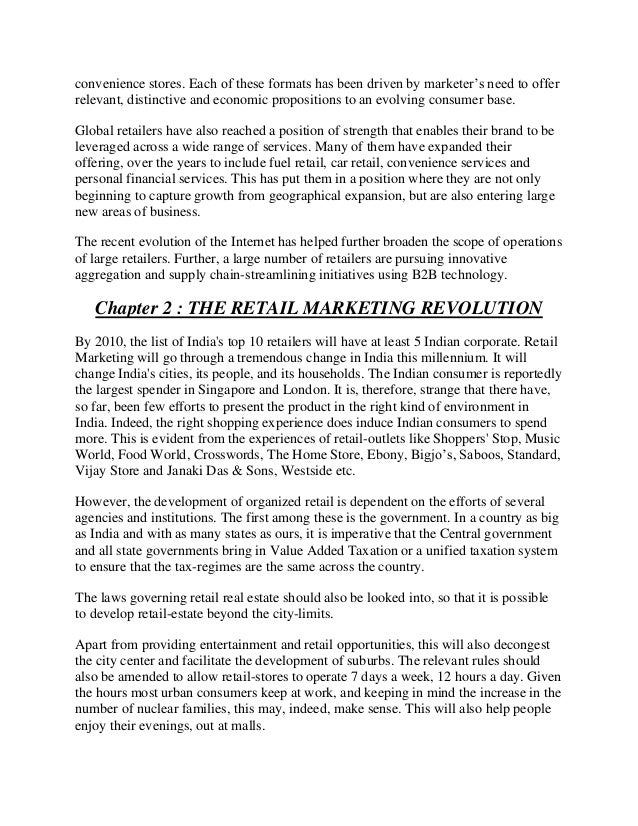 advertising and fashion retailing project report A project report on mis in organised retail towards fulfillment of the project requirements of post graduate degree in master of management studies of mumbai univeristy submitted by: rakesh walke core faculty - marketing fr c rodrigues institute of management studies.