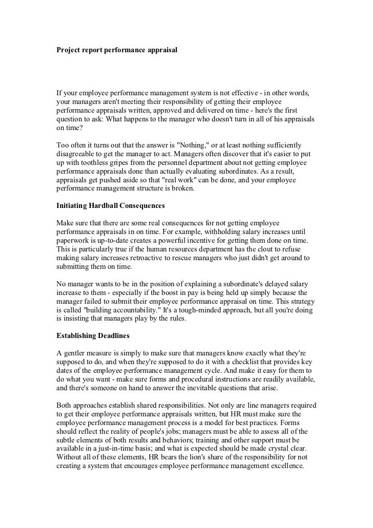 management report project on work performance Schedule project work, gates and milestones identify and manage critical paths calculate probabilities of meeting project dates control project schedule report schedule performance determine impact of delayed or early tasks control scope changes and impact to schedule manage change and revise.
