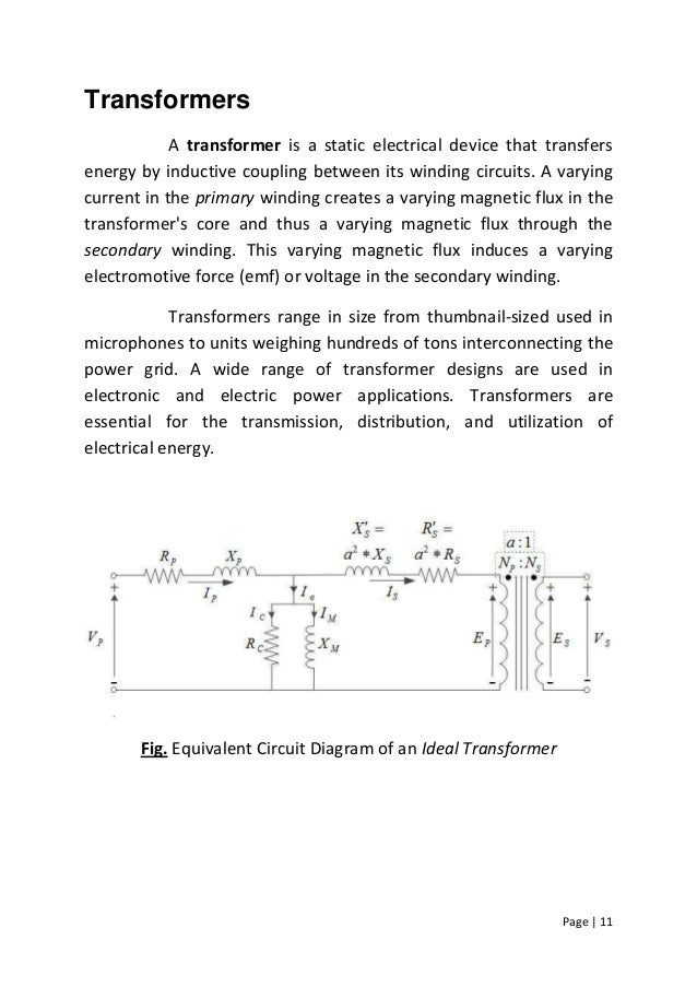 220kv substation - Essay Sample