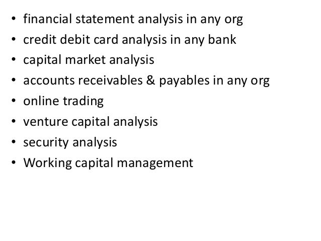 thesis on financial statement analysis Performance evaluation and ratio analysis of (square-financial-reports) 12 purpose and thesis and balance sheet ratio analysis of the income statement and.