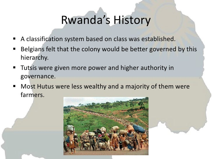 a history of the rwandan genocide Learn more about the brutal, devastating conflict in rwanda between the hutu  and the tutsis with this short history on the rwandan genocide.