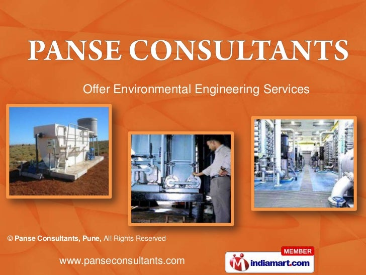 Offer Environmental Engineering Services<br />