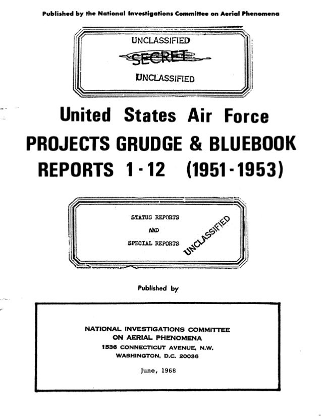 Blue book report number 13