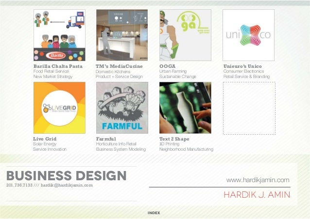 BUSINESS DESIGN201.736.7133 /// hardik@hardikjamin.com Unieuro's Unico Consumer Electronics Retail Service & Branding TM's...
