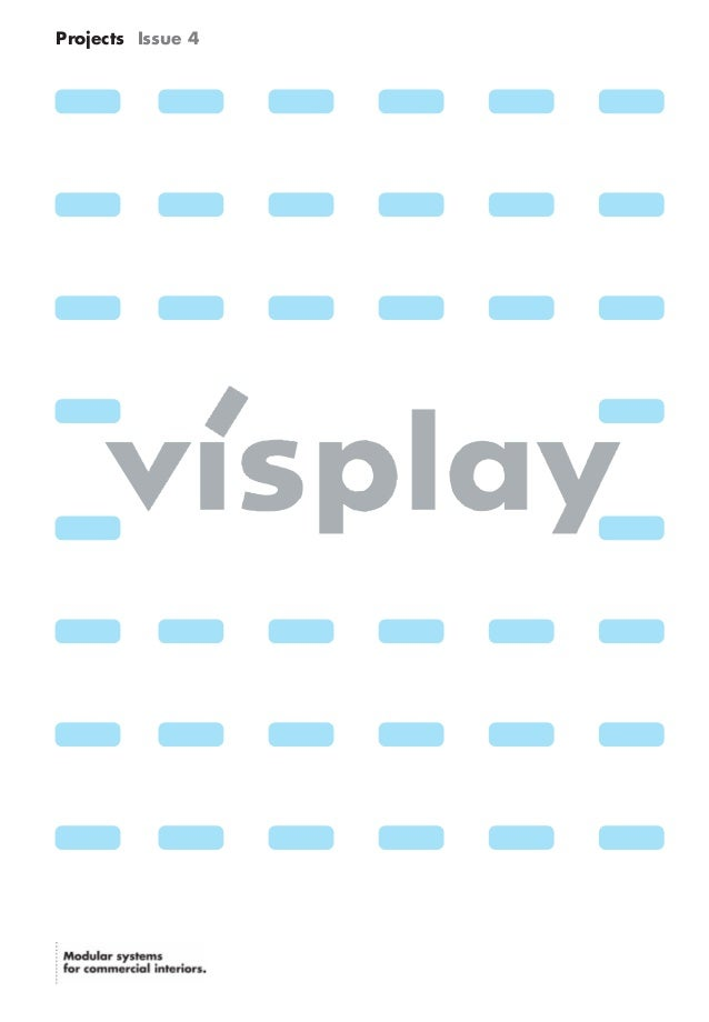 Visplay Companies Offices & Showrooms  Projects Issue 4  Visplay Partners/Sales Agents  Index Branches | Systems  Departme...