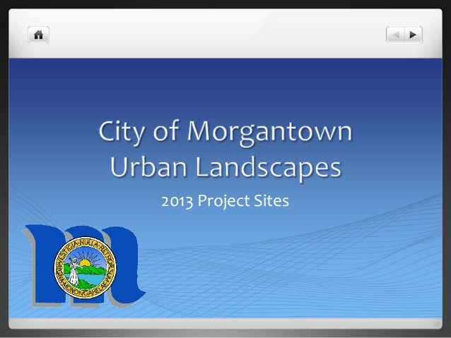 2013 Project Sites