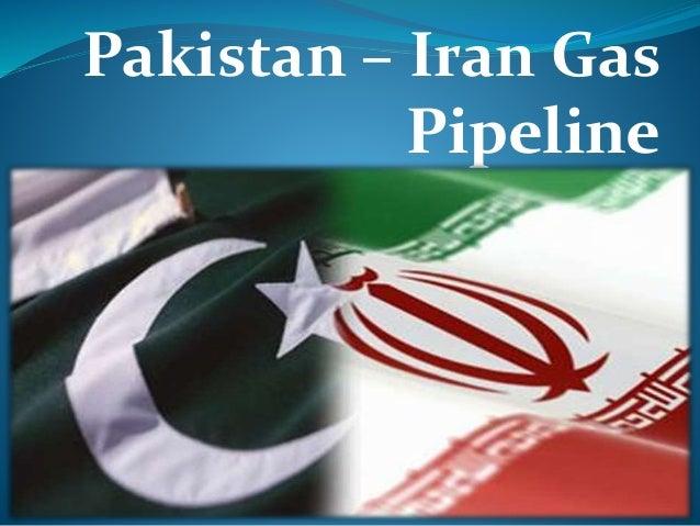 Pakistan – Iran Gas Pipeline