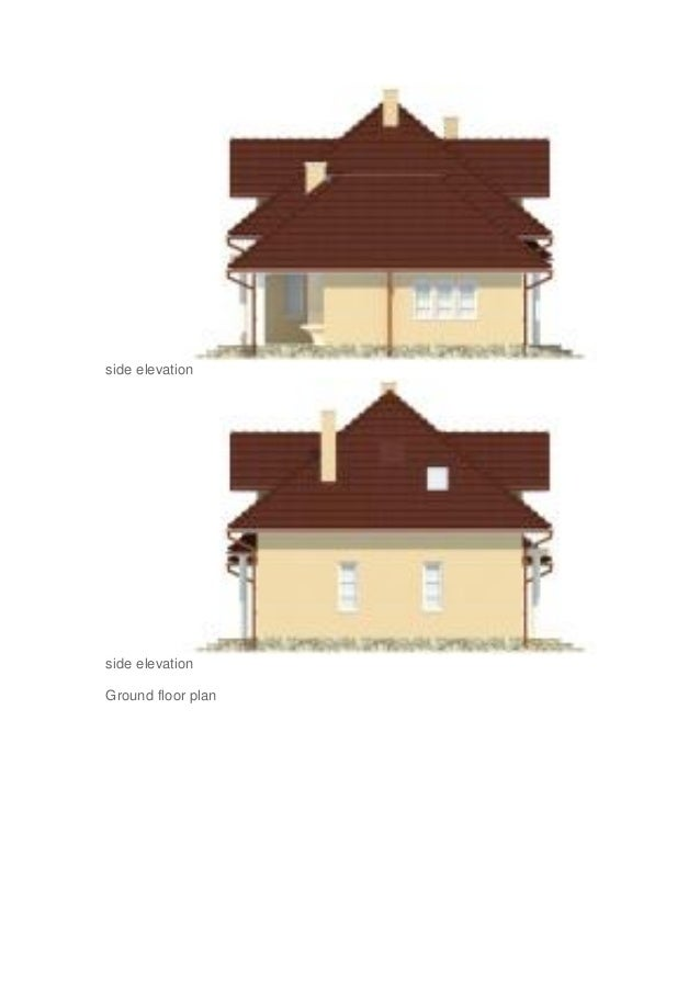 Home Elevation Front Side : Projects of small house front elevation designs