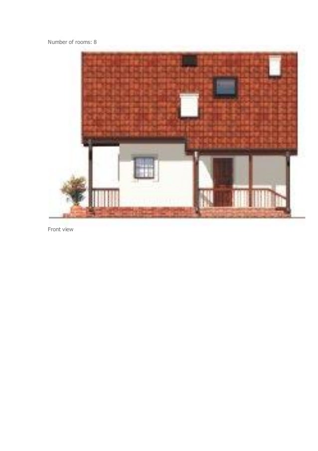 Projects of small house front elevation designs for Front look of small house