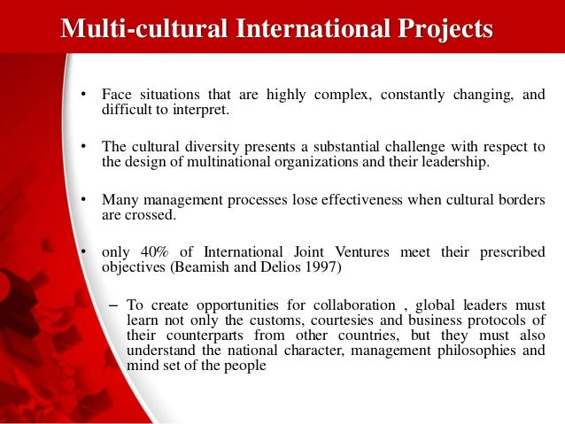 an analysis of the cultural influence on international businesses The present article, based on the analysis and generalization of the  influence  of the cultural relations on the international business, substantiates the need for.