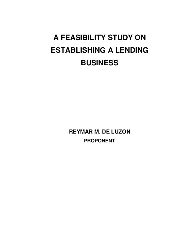 What is Feasibility Study | Types of Feasibility Studies