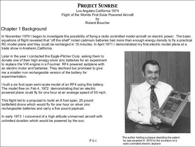Project Sunrise                                                    Los Angeles California 1974                            ...