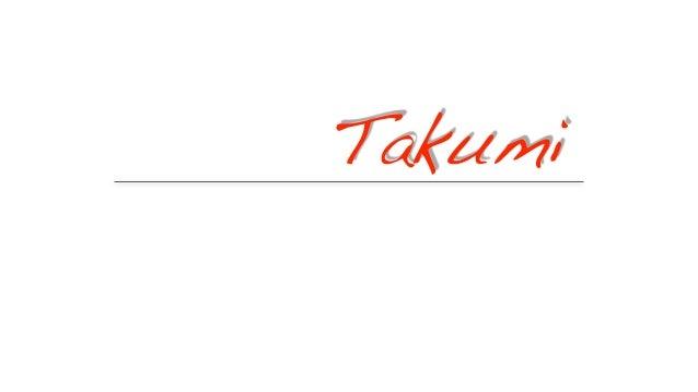 プロジェクトTakumi ∼レコメンデーション設定への挑戦者たち∼ Silver Egg Technology 株式会社 本田裕昭