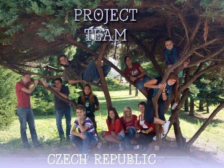 Project team -_czech_republic