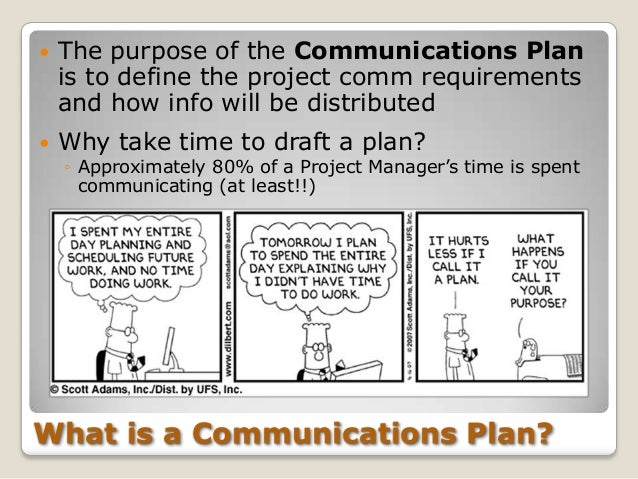 Project team communication