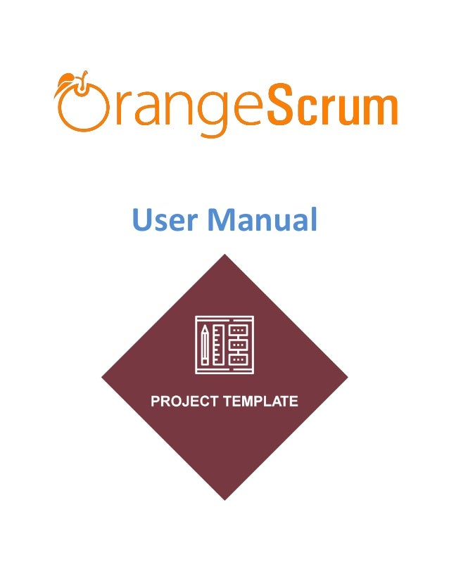 Project Manual Template Equipment Maintenance Manual Template