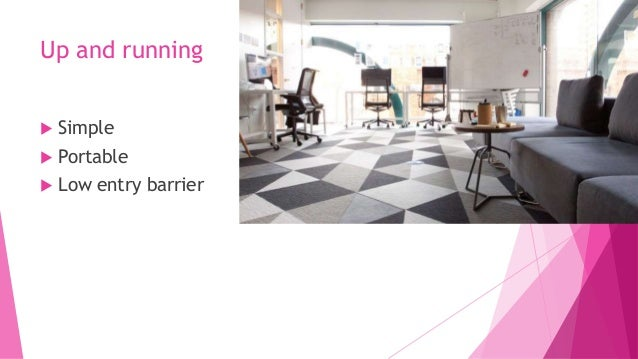 How to  Surfaces  Project spaces  Schedule-free