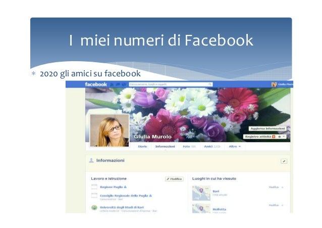 I miei numeri di Facebook ∗ 2020 gli amici su facebook