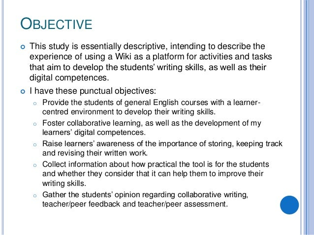 Well written essay example