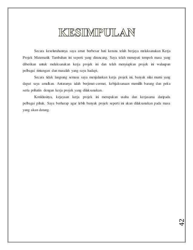 Projek Addmath