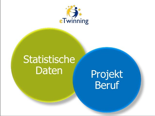 Statistische Daten Projekt Beruf
