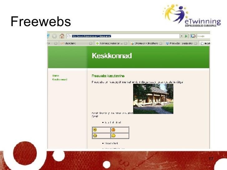 Freewebs