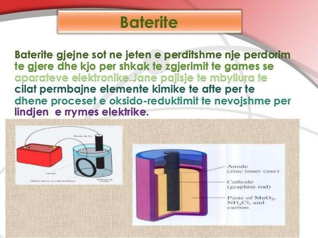 Baterite jane mbetje probleme.Pasojat qe sjellin ne organizmin e njeriut jane probleme , veshkat, me degjimin dhe probleme...
