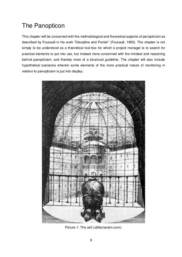 the complexity of panopticism by michael foucault Power relations are exploding in complexity the new interaction of powers in all directions, dominant and resistant, down into the capillaries of society, can be seen as hyper amplifications of what foucault exposed some 50 years ago.
