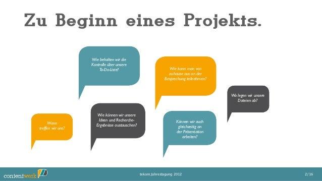 Projektorganisation F 252 R Kleine Teams