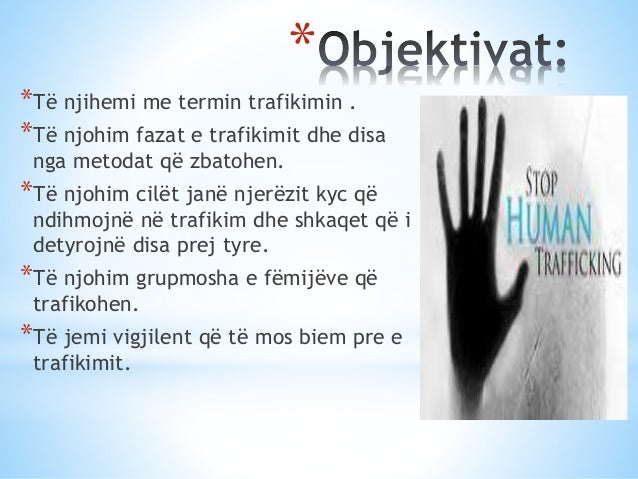 trafikimi i femijeve Slide 2