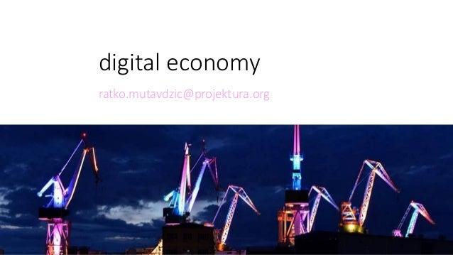 (PROJEKTURA) Digital Economy for Lider Media 2015 Slide 2