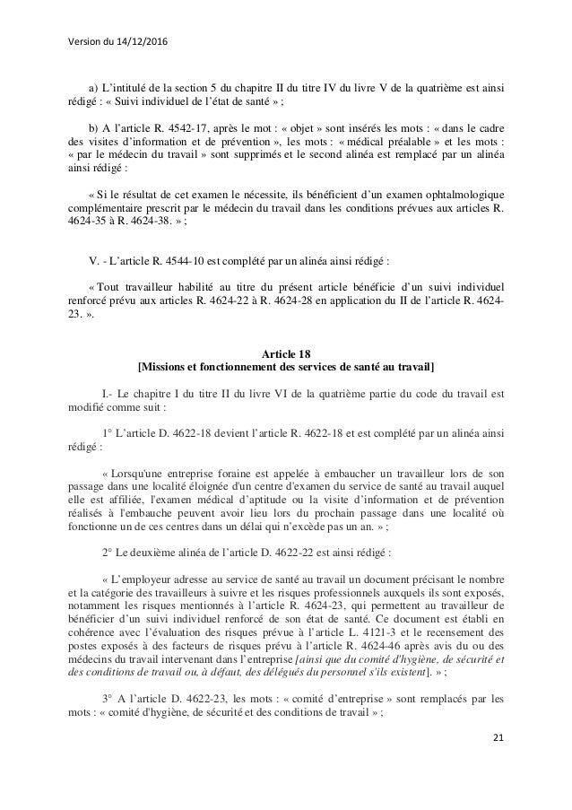 code du travail 4624-23