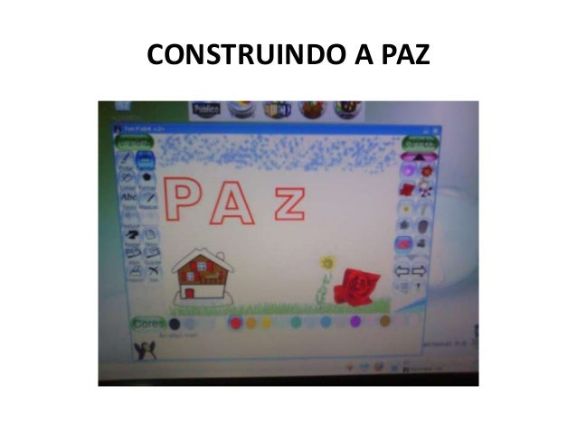 CONSTRUINDO A PAZ
