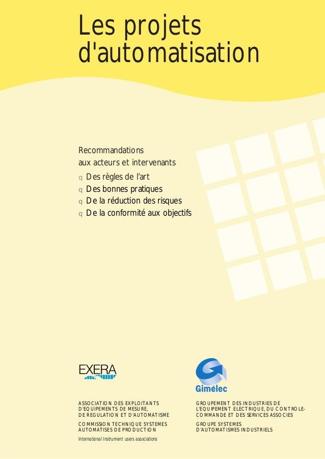 Recommandationsaux acteurs et intervenantsq Des règles de l'artq Des bonnes pratiquesq De la réduction des risquesq De la ...