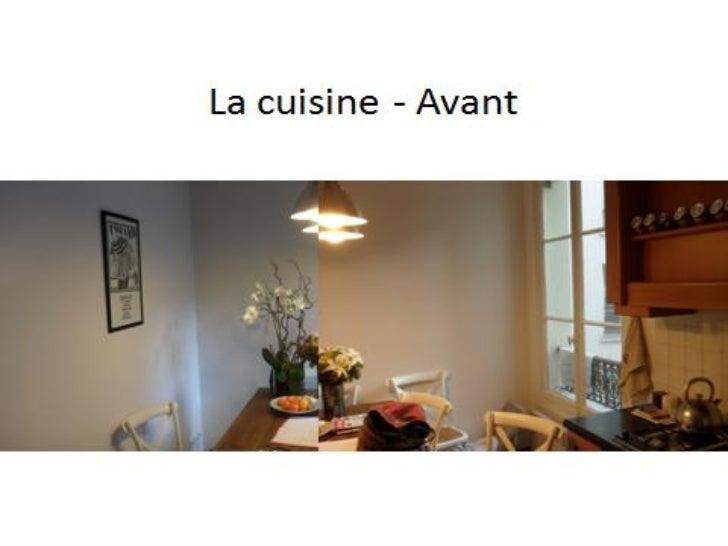 Projet d 39 am nagement cuisine et salon - Projet d animation cuisine ...
