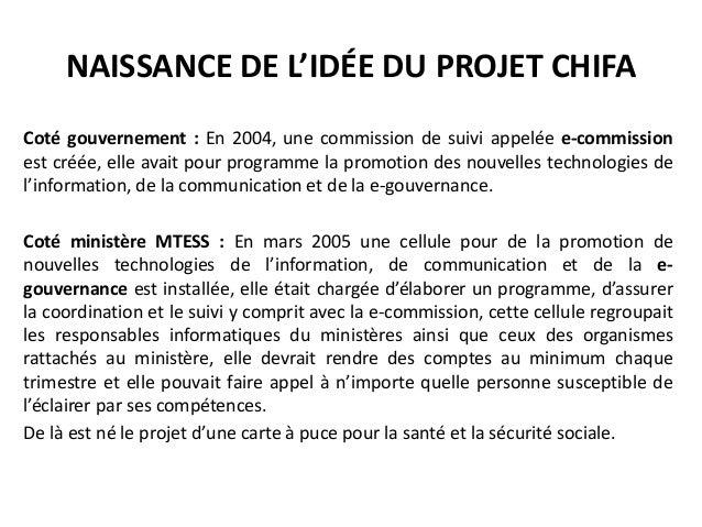 Projet De La Carte Chifa Algerien De L Idee A La Relisation