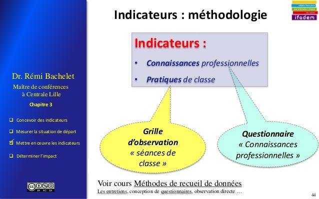 Evaluation d 39 impact d 39 un projet - Grille de salaire maitre de conference ...