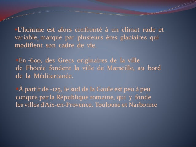La France (K.L) Slide 3