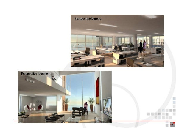 Perspective bureauPerspective logement