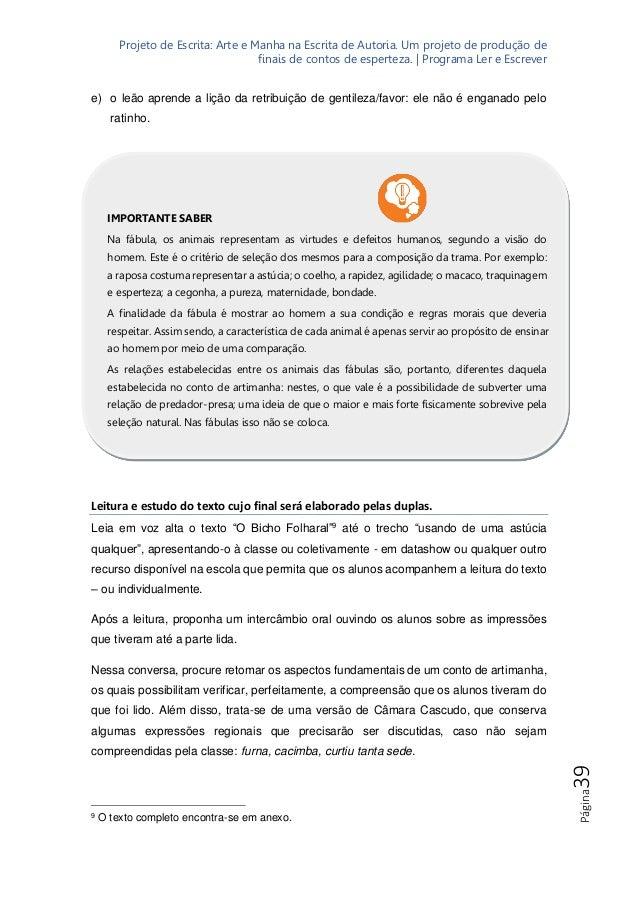 Projeto contos de-artimanha_(revisado28julho2014)kl_brã