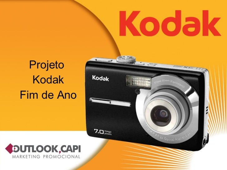 Projeto  Kodak Fim de Ano