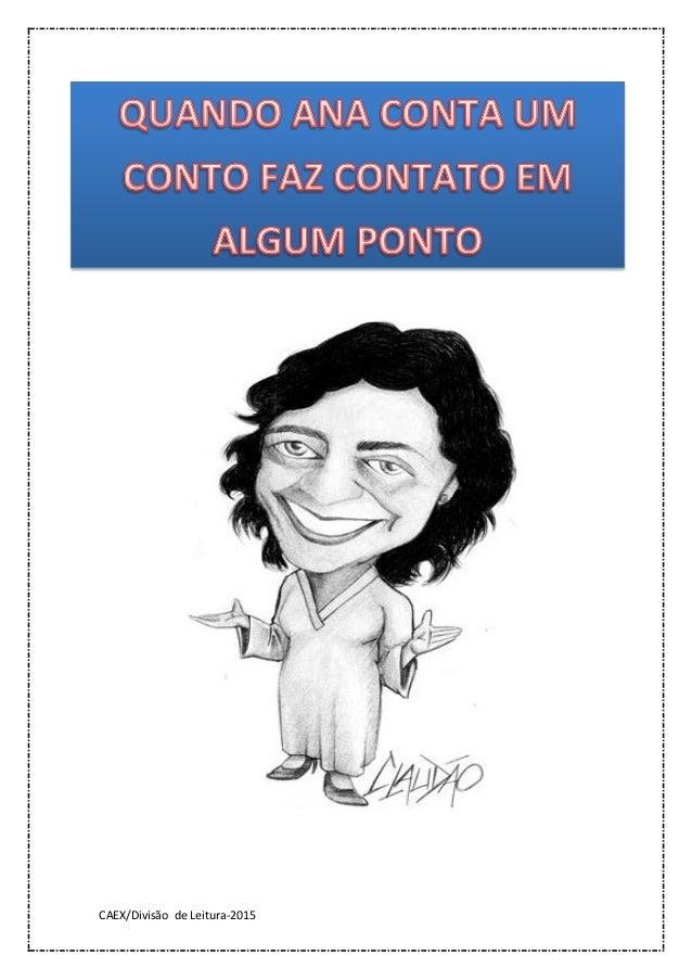 CAEX/Divisão de Leitura-2015
