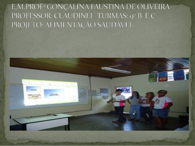 • JUSTIFICATIVA       Esta atividade teve como finalidade desenvolver um  trabalho pedagógico em sala sobre a importância ...