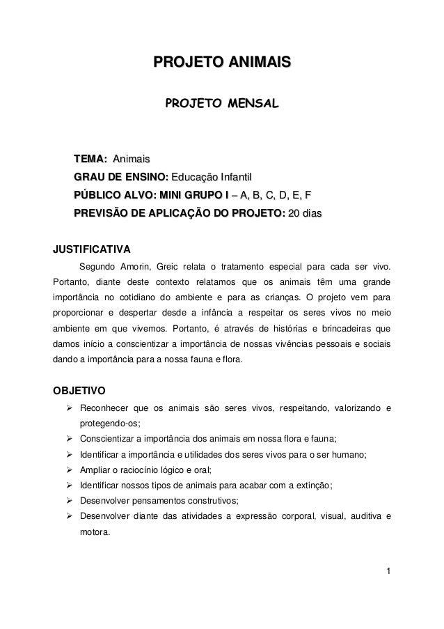 Famosos Projeto animais SG56