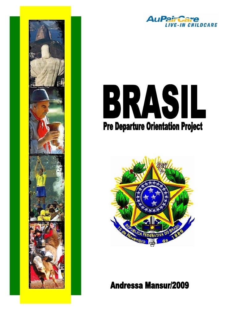 History Brazil, officially the Federative Republic of Brazil, is a country in South America. It is the fifth largest count...