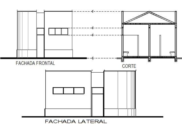 Amado Projeto arquitetonico 1 UR86