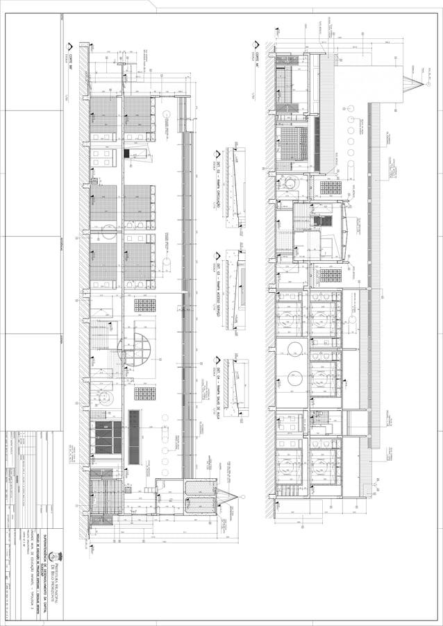  HID ED 924 T3 09 13 pla 10 A4 - Planta Cobertura – Esgoto;  HID ED 924 T3 10 13 det A1- Detalhes S1, S2, S3, S4 E S11; ...