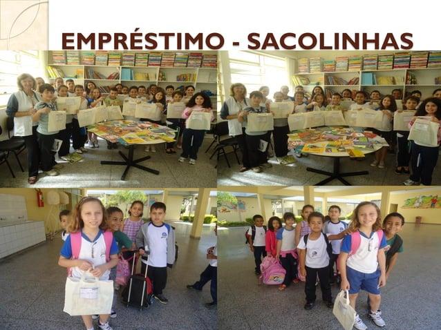 EMPRÉSTIMO - SACOLINHAS